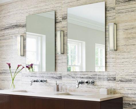 Eclairages salle de bain