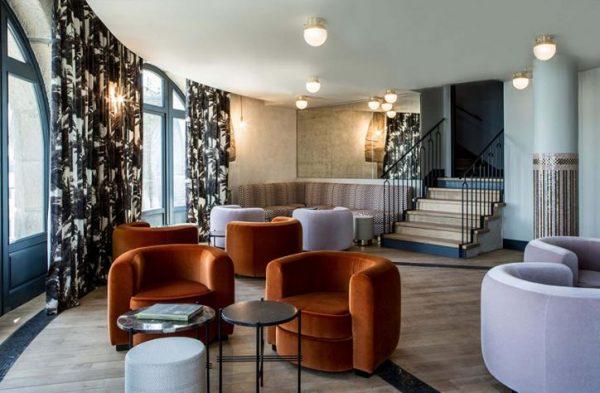 Réalisation - Hôtel Castelbrac