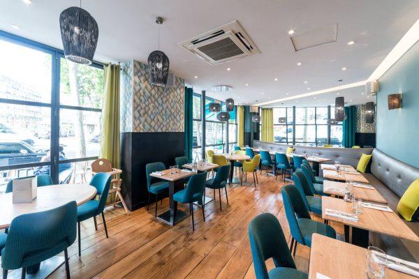 Réalisation - Café Restaurant le Hameau