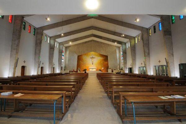 Réalisation - Eglise Saint-Cyr